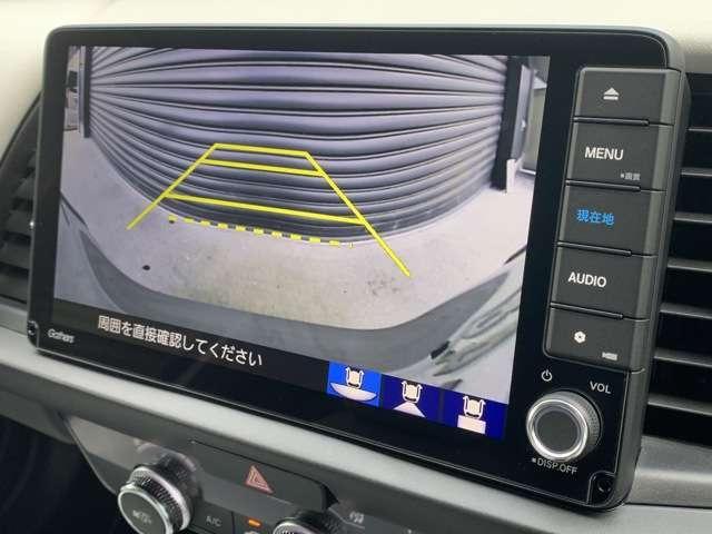 ホーム 8インチホンダコネクトナビ フルセグTV DVD再生 ドラレコ ETC スマートキー LEDヘッドライト クリアランスソナー レンタUP車(8枚目)
