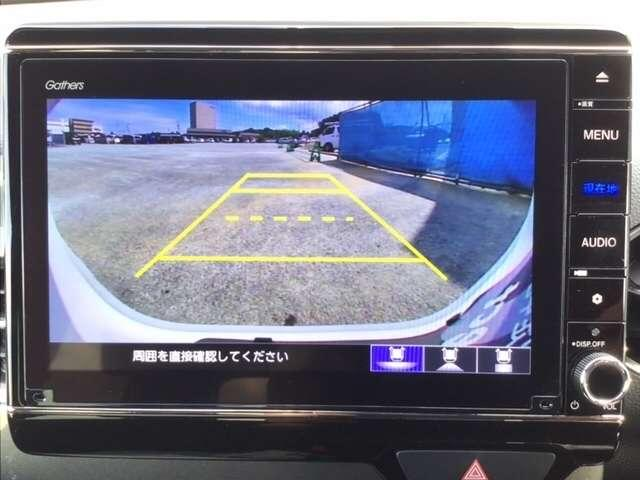 L・ターボホンダセンシング 当社レンタup車 8インチナビ ドラレコ ETC(8枚目)