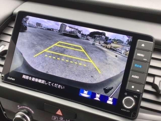 e:HEVホーム 純正9インチナビ フルセグ MusicRack DVD ドラレコ ETC 衝突軽減ブレーキ路外逸脱抑制機能 クルーズコントロール パーキングセンサーシステム 車両接近通報装置 走行無制限2年保証付き(8枚目)
