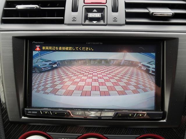 STI STIフルエアロ 純正ナビ バックカメラ ETC(4枚目)