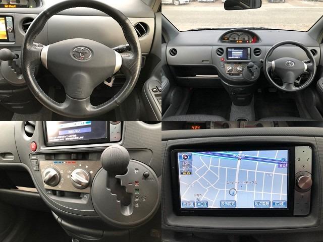 DICE 純正HDDナビ フルセグTV バックカメラ ETC車載器 HIDヘッドランプ フォグランプ キーレス Bluetoothオーディオ 3列7人乗り 両側電動スライドドア ウィンカーミラー(4枚目)