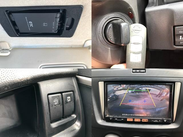 ハイウェイスター 純正SDナビ ETC アイドリングストップ BTオーディオ フルセグTV DVD再生 USB端子接続 ステアリモコン 3列7人乗り ETC バックカメラ スマートキー 電動スライドドア(9枚目)