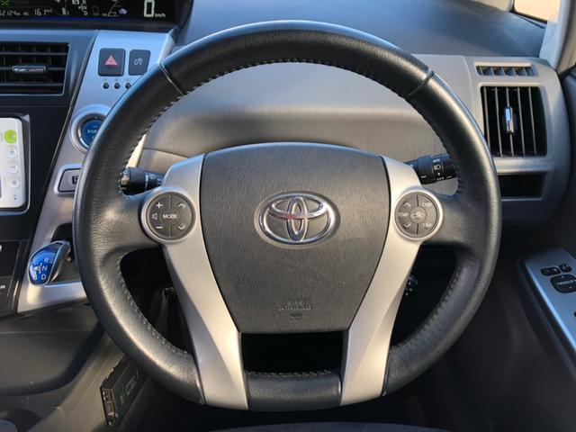 トヨタ プリウスアルファ