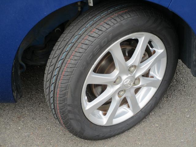 L SAII タイヤ新品 SDナビ 両側電動スライド ワンセグTV スマートキー Bluetooth接続 アイドリングストップ ドライブレコーダー ベンチシート 純正アルミ(11枚目)