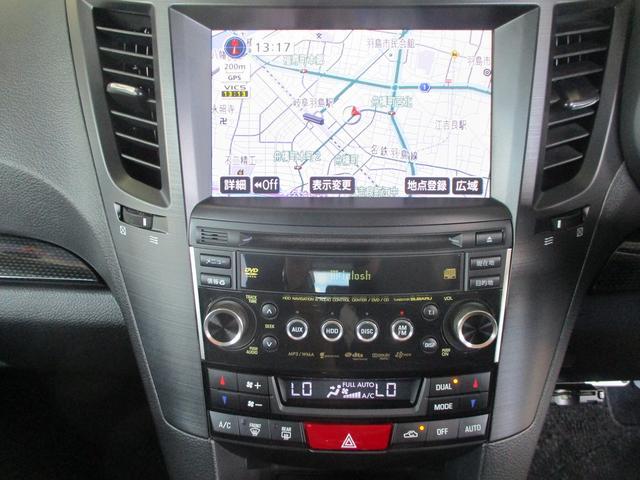 2.5GTアイサイトSパッケージ 4WD HDDナビ 本革シート Bluetooth接続 バックカメラ 追従クルコン パワーシート シートヒーター ETC STIアルミホイール(25枚目)