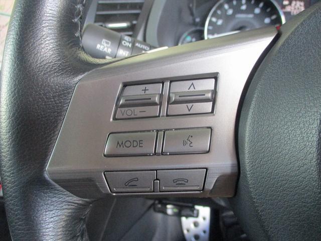 2.5GTアイサイトSパッケージ 4WD HDDナビ 本革シート Bluetooth接続 バックカメラ 追従クルコン パワーシート シートヒーター ETC STIアルミホイール(31枚目)