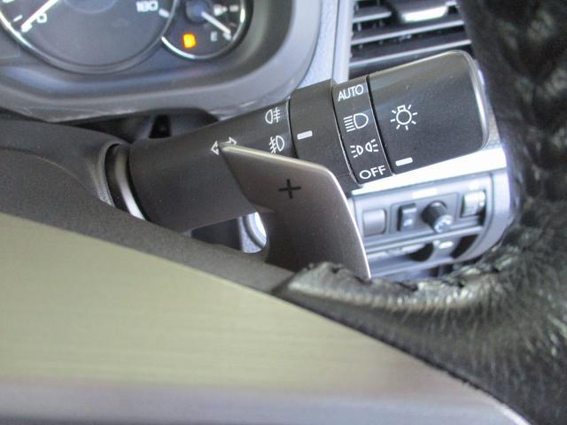 2.5GTアイサイトSパッケージ 4WD HDDナビ 本革シート Bluetooth接続 バックカメラ 追従クルコン パワーシート シートヒーター ETC STIアルミホイール(33枚目)