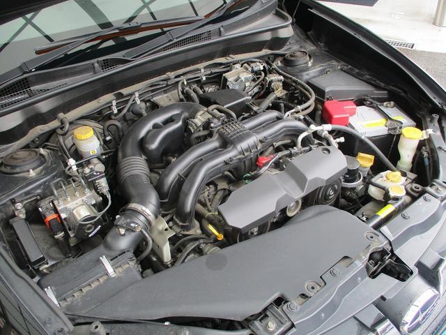 2.5iアイサイト アルカンターラセレクション 4WD ワンオーナー クリアランスソナ 衝突被害軽減ブレーキ SDナビ フルセグTV バックカメラ 追従クルコン アイドリングストップ ETC スマートキー HIDライト 電動シート パドルシフト(40枚目)