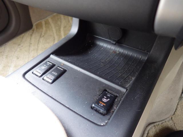 350XV FOUR 4WD サンルーフ 革シート 純正HDDナビ バックカメラ クルーズコントロール ETC スマートキー HID・オート・フォグライト ステアリングリモコン 純正アルミ18インチ(13枚目)