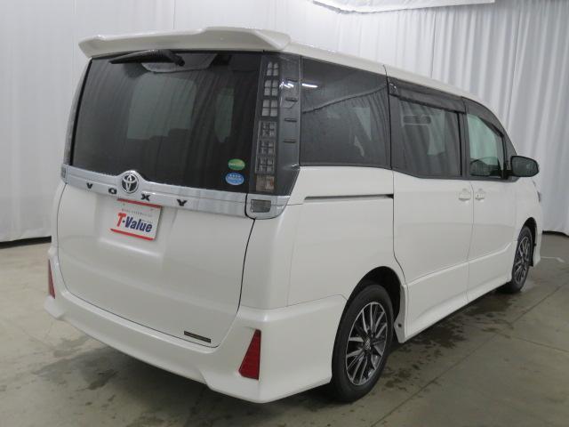 トヨタ ヴォクシー ZS メモリーナビ ワンセグTV 左電動ドア