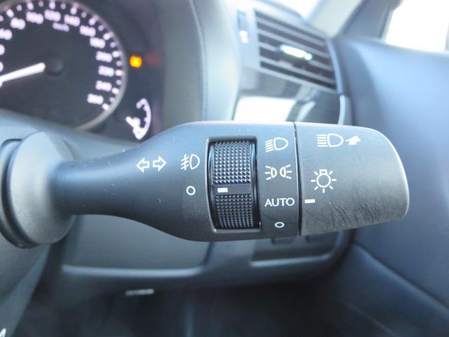 ★オ-トライト★暗くなると自動的にライトが点灯します、トンネルでスイッチをいちいち切り替えなくてもいいので大変便利です。