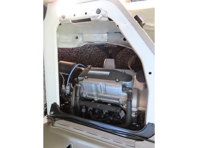 PAリミテッド 5速MT バブリーフルエアロ 車高調 ワーク15インチAW LEDヘッドライト LEDフォグ オーバーフェンダー キーレス バットフェイスボンネット 室内灯LED(19枚目)