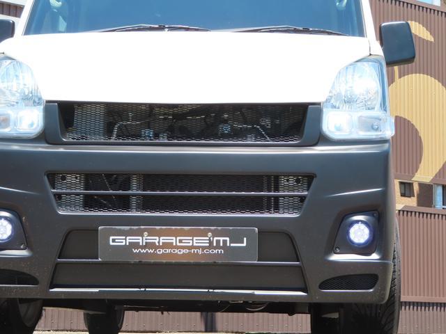 PAリミテッド 5速MT バブリーフルエアロ 車高調 ワーク15インチAW LEDヘッドライト LEDフォグ オーバーフェンダー キーレス バットフェイスボンネット 室内灯LED(41枚目)