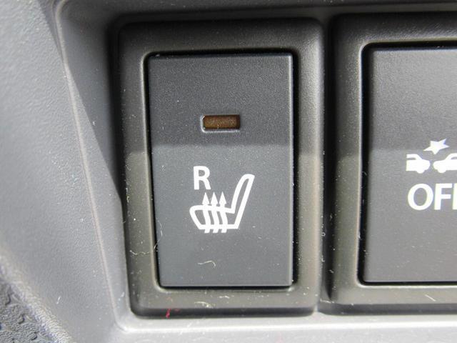 シートヒーターが付いていますので寒い冬でも身体を冷やすことなく運転出来ます♪