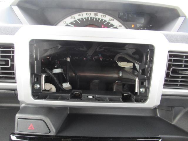 オーディオレス仕様車ですが大手メーカーのナビを多数取り揃えておりますのでお気軽にスタッフにお尋ね下さいませ★
