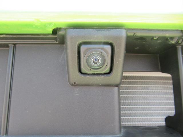 【バックカメラ】死角となりやすい車両後方の安全確認も抜かりありません。駐車が苦手な方にもオススメな便利機能です。