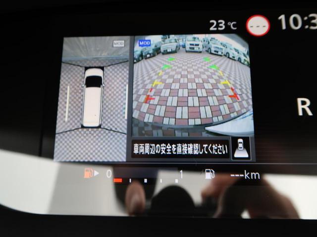 【アラウンドビューモニター】自身が真上から見ているように駐車が可能です♪死角を防いで縦列駐車など安全にすることが可能です☆