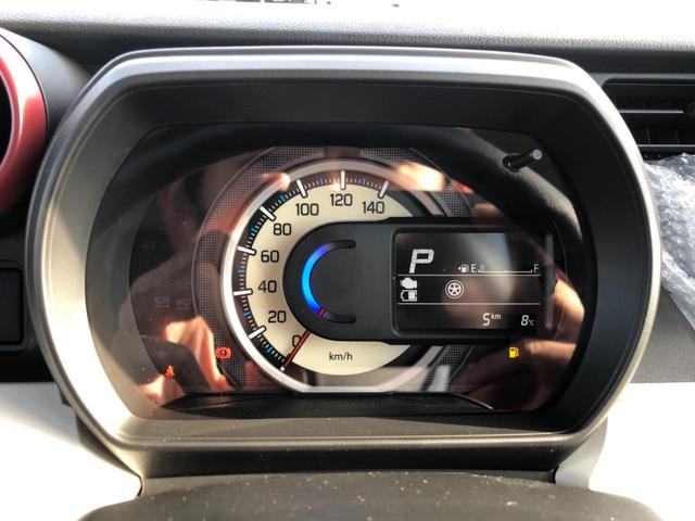 ハイブリッドG 届出済未使用車 オートエアコン オートライト スマートキー プッシュスタート 電動格納ミラー(26枚目)
