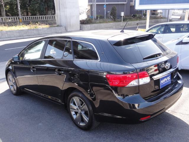 トヨタ アベンシスワゴン Li 1オーナー ハーフレザー クルコン フォグ ETC