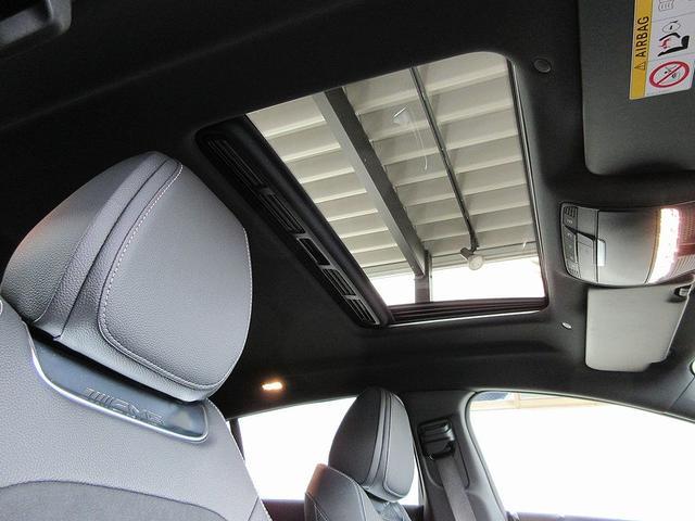 43 4マチック+ サンルーフ・禁煙車・新車保証・ドライブレコーダー(20枚目)