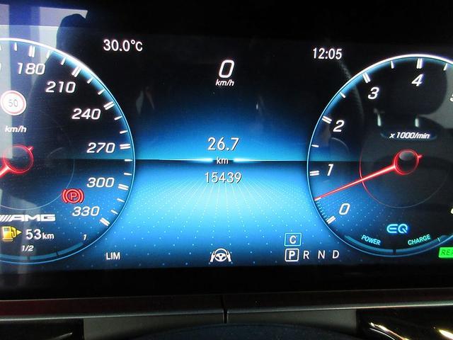 43 4マチック+ サンルーフ・禁煙車・新車保証・ドライブレコーダー(27枚目)
