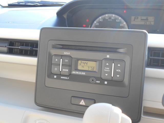 スズキ ワゴンR FA キーレス CDステレオ 新車保証継承
