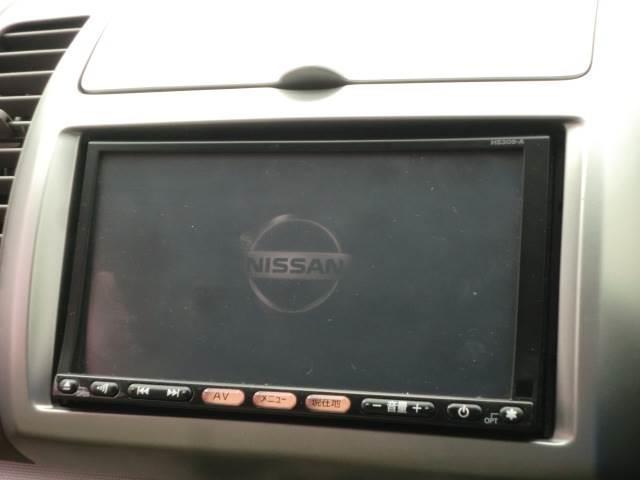 日産 ノート 15G ナビTV バックカメラ ETC コーナーポール