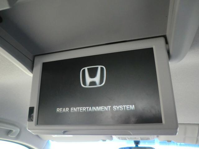 ホンダ ステップワゴンスパーダ Z HDDナビエディション リアエンターテイメントシステム