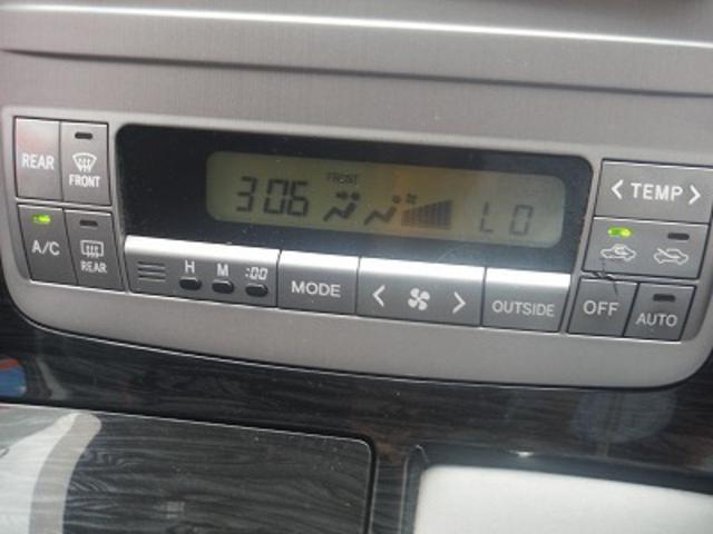 トヨタ アルファードG AS HDDナビフルセグ バックカメラ 後席モニター