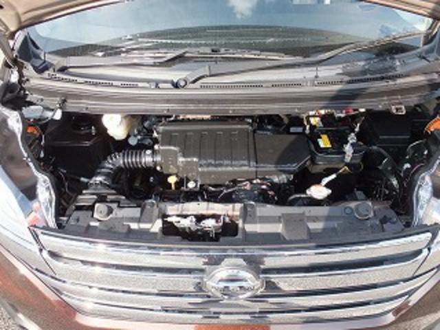 ハイウェイスター X Gパッケージ ワンオーナー ナビフルセグTV アラウンドビューモニター 両側パワースライドドア ETC エマージェンシーブレーキ キセノン インテリキー プッシュスタート 15インチアルミ(20枚目)