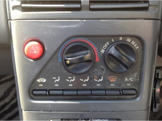 ベースグレード 5速MT 前後タワーバー 無限マフラー 車高調 HID 黒革調シートカバー momoステアリング FRPトランク フルエアロ レイズCE28 14インチAW(15枚目)