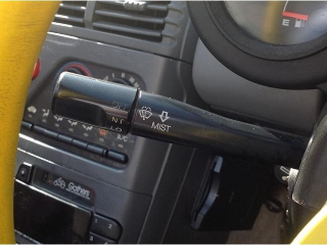 ベースグレード 5速MT 前後タワーバー 無限マフラー 車高調 HID 黒革調シートカバー momoステアリング FRPトランク フルエアロ レイズCE28 14インチAW(25枚目)