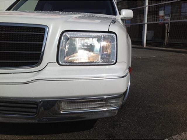 標準仕様車 ナビフルセグTV 後席モニター 本革シート カールソンCR1/11R LEDヘッドライト 後期テール パワーシート&シートヒーター 後席リフレッシュシート ビルトインETC ウッドコンビステアリング(12枚目)