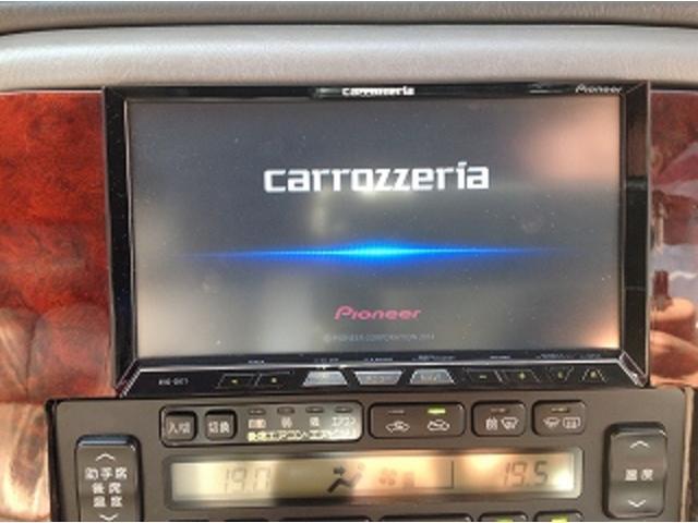 標準仕様車 ナビフルセグTV 後席モニター 本革シート カールソンCR1/11R LEDヘッドライト 後期テール パワーシート&シートヒーター 後席リフレッシュシート ビルトインETC ウッドコンビステアリング(15枚目)