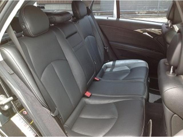 E280ステーションワゴン AVGスポーツエディション 黒革シート サンルーフ メーカナビ パワーシート シートヒーター コーナーセンサー クルーズコントロール HIDオートライト パワーゲート バックフォグ ETC(16枚目)