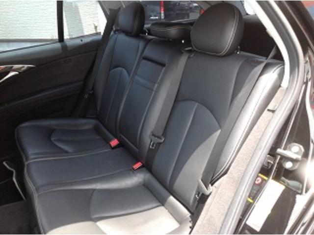 E280ステーションワゴン AVGスポーツエディション 黒革シート サンルーフ メーカナビ パワーシート シートヒーター コーナーセンサー クルーズコントロール HIDオートライト パワーゲート バックフォグ ETC(18枚目)