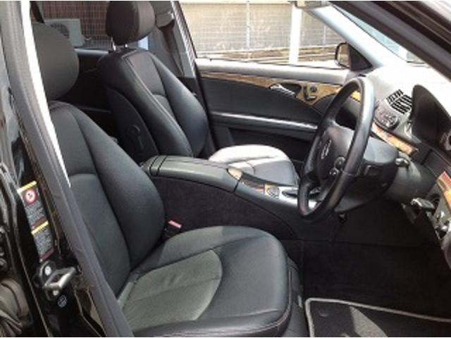 E280ステーションワゴン AVGスポーツエディション 黒革シート サンルーフ メーカナビ パワーシート シートヒーター コーナーセンサー クルーズコントロール HIDオートライト パワーゲート バックフォグ ETC(56枚目)