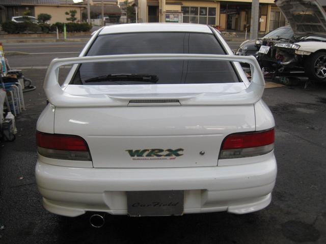 WRX STiバージョンV(5枚目)