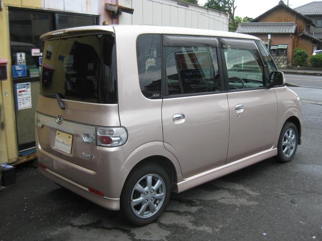 カスタムX 4WD 純正HID ワンオーナー(6枚目)