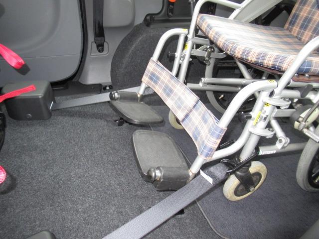 福祉車両 タクシー ユニバーサルデザイン スロープ(9枚目)