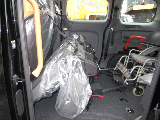 福祉車両 タクシー ユニバーサルデザイン スロープ(14枚目)