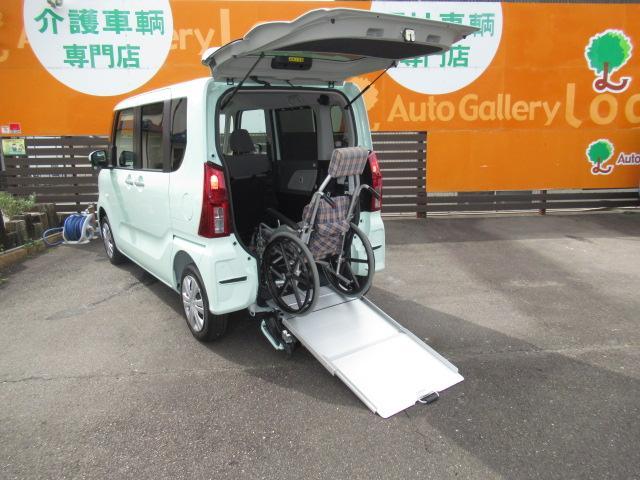 X 福祉車両 新型 スローパー ターンシート付(5枚目)