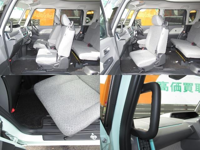 X 福祉車両 新型 スローパー ターンシート付(7枚目)
