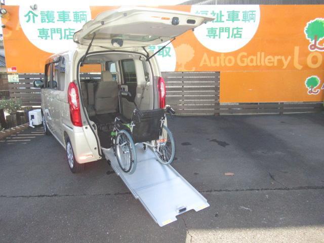 G・L 福祉車両 スロープ 4WD(3枚目)