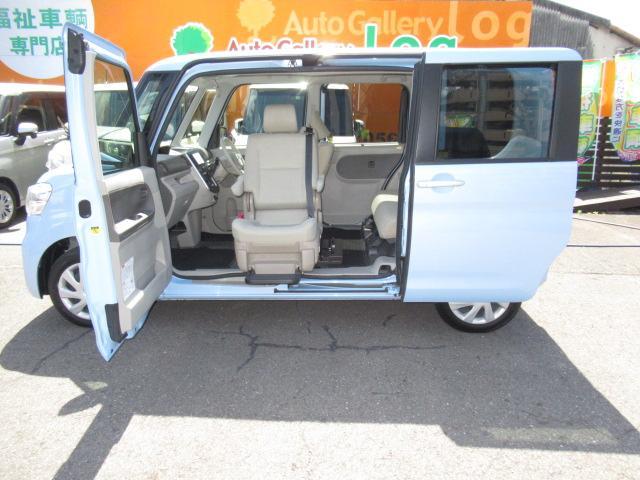 L SAIII 福祉車両 ウェルカムシート L-SAIII ナビTV バックモニター付(4枚目)
