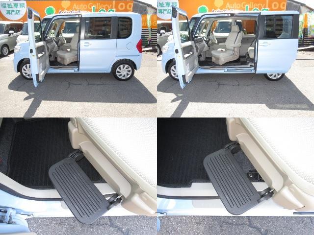 L SAIII 福祉車両 ウェルカムシート L-SAIII ナビTV バックモニター付(7枚目)
