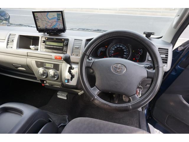 トヨタ ハイエースワゴン GL DKワゴン キャンピング FFヒーター