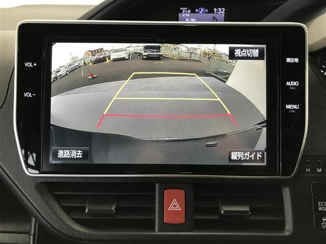 Si ダブルバイビー フルセグ メモリーナビ DVD再生 ミュージックプレイヤー接続可 後席モニター バックカメラ 衝突被害軽減システム ETC 両側電動スライド LEDヘッドランプ 乗車定員8人 3列シート ワンオーナー(8枚目)