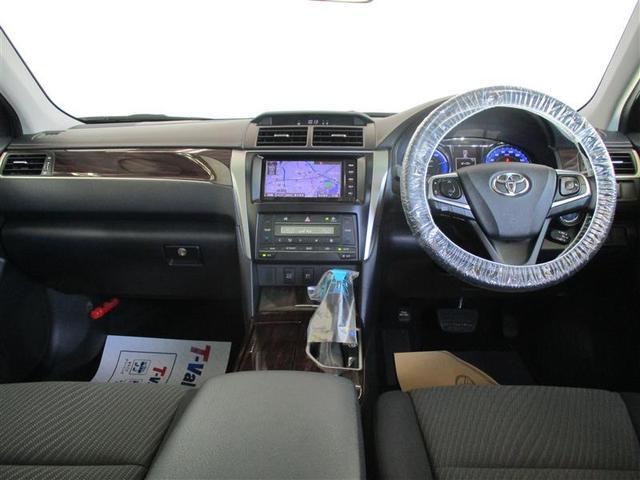 トヨタ カムリ ハイブリッド Gパッケージ メモリーナビ