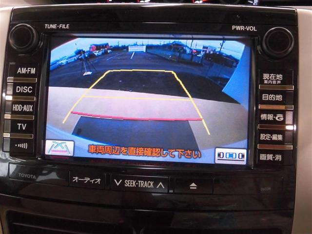 トヨタ ノア S Gエディション HDDナビ フルセグ バックモニター